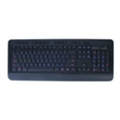 Клавиатуры, мыши, комплекты HQ KB-310FMC Black USB