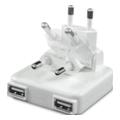 Зарядные устройства для мобильных телефонов и планшетовMacAlly DUALUSB10
