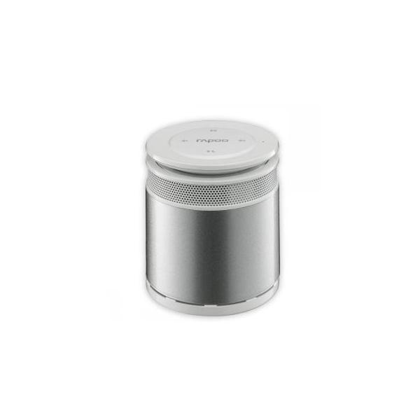 Rapoo Bluetooth Mini Speaker A3160 (Silver)