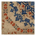 Керамическая плиткаGolden Tile Декор Андалузия бежевая М61810 400x400