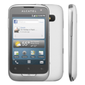 Alcatel OneTouch 985 White