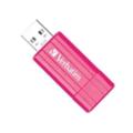 Verbatim 8 GB Store 'n' Go PinStripe 47397 Pink