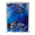 "Чехлы и защитные пленки для планшетовDrobak 3D Apple iPad 2/3/4 ""Butterfly on a flower"" (930208)"