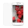 Защитные пленки для мобильных телефоновVMAX LG E455 L5 II Dual High Clear (LG Optimus L5 II Dual E45)