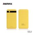 REMAX Proda MG Series PPP-9 Power Box 12000mAh yellow