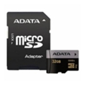 Карты памяти A-data 32 GB microSDHC UHS-I U3 Premier Pro + SD adapter AUSDH32GUI3CL10-RA1