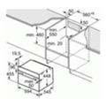 Микроволновые печиBosch COA565GS0