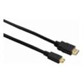 Кабели HDMI, DVI, VGAAtcom HDMI-miniHDMI 180-180 3m
