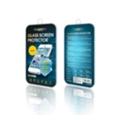 Защитные пленки для мобильных телефоновAuzer Защитное стекло для HTC E9 (AG-HOE9)
