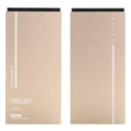 REMAX Power Bank Relan RPP-65 10000 mah Gold