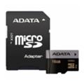 Карты памятиA-data 16 GB microSDHC UHS-I U3 Premier Pro + SD adapter AUSDH16GUI3CL10-RA1