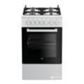 Кухонные плиты и варочные поверхностиBEKO FSET52130GW