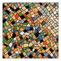 Керамическая плиткаLatina Ceramica Gaudi 30x30 синий,красный,красный,бежевый,серый