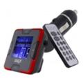 FM-трансмиттерыGrand-X CUFM22GRX Red