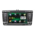 Автомагнитолы и DVDCYCLON Штатная магнитола для SKODA OCTAVIA RS