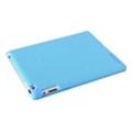 Чехлы и защитные пленки для планшетовHoco Business Litchi Leather Case для iPad 2/3/4 Blue HA-L010BL