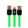 Аксессуары для планшетов Just Rainbow Lighting USB Cable Green (LGTNG-RNBW-GRN)