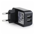 Зарядные устройства для мобильных телефонов и планшетовEnergenie EG-U2C2A-01