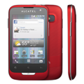 Alcatel OneTouch 985D Red