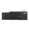 Клавиатуры, мыши, комплектыACME Standard Keyboard KS02 Black USB