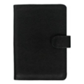 Чехлы для электронных книгKorka Обложка для Kindle Touch, PocketBook 622 Classical Black (Ak4T-Clas-leath-bk)