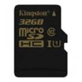 Карты памятиKingston 32 GB microSDHC class 10 UHS-I SDCA10/32GBSP
