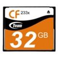 Карты памятиTEAM 32 GB CF 233x TCF32G23301