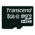 Карты памятиTranscend 8 GB microSDHC class 10 TS8GUSDC10
