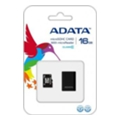 Карты памятиA-data 16 GB microSDHC class 10 + Micro reader AUSDH16GCL10-RM3BKBL