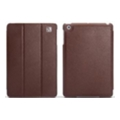 Чехлы и защитные пленки для планшетовi-Carer Чехол Ultra-thin Genuine для iPad mini Brown RID794br