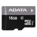 Карты памятиA-data 16 GB microSDHC class 10 UHS-I AUSDH16GUICL10-R