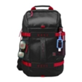 HP 15.6 Odyssey Backpack Black/Red (X0R83AA)