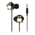 Наушники Kitsound My Doodles Penguin In-ear