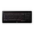 Клавиатуры, мыши, комплектыLogitech Wireless Keyboard K340 Black USB