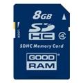 Карты памятиGoodRAM 8 GB SDHC Class 4 SDC8GHC4GRR9