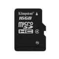 Карты памятиKingston 16 GB microSDHC class 4