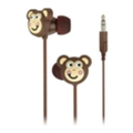 Наушники Kitsound My Doodles Monkey In-ear