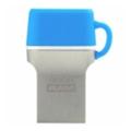 USB flash-накопителиGoodRAM 64 GB ODD3 Type-C, USB3.0 BLUE (ODD3-0640B0R11)