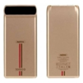 Портативные зарядные устройстваREMAX Power Bank Kincree RPP-18 10000 mah Gold