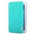 Чехлы и защитные пленки для планшетовRock New Elegant для Samsung Galaxy Tab 3 7.0 T2100/T2110 Azure (T2100-31856)