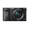 Цифровые фотоаппараты Sony Alpha a6000 16-50 + 55-210 Kit