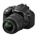 Цифровые фотоаппаратыNikon D5300 18-55 VR II Kit