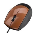 Клавиатуры, мыши, комплекты HAMA M362 Optical Mouse Black-Terracotta USB