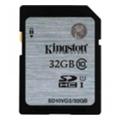 Карты памятиKingston 32 GB SDHC Class 10 UHS-I SD10VG2/32GB
