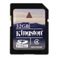 Карты памятиKingston 32 GB SDHC Class 4