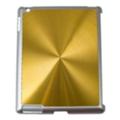Чехлы и защитные пленки для планшетовDrobak Aluminium Panel Apple iPad 3 Gold (210223)