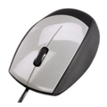 Клавиатуры, мыши, комплекты HAMA M368 Optical Mouse Black-Silver USB