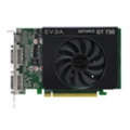 Видеокарты EVGA GeForce GT 730 02G-P3-2738-KR