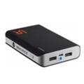 Портативные зарядные устройстваUrban Revolt Power Bank 8800 Black (20070)