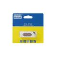 USB flash-накопителиGoodRAM 16 GB Cl!ck Ukraine White PD16GH2GRCLWR9L